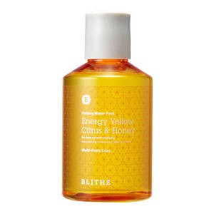 BLITHE Patting Splash Mask Energy Yellow Citrus & Honey - maska do twarzy
