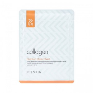 IT'S SKIN Collagen Nutrition Mask Sheet - kolagenowa maseczka na płacie