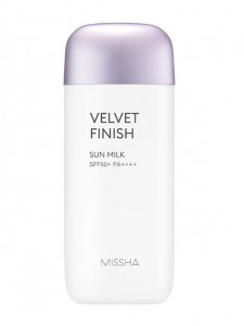MISSHA All Around Safe Block Velvet Finish Sun Milk SPF50+/PA++++_70ml