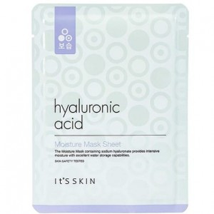 IT'S SKIN Hyaluronic Acid Moisture Mask Sheet -maska w płachcie