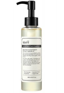 KLAIRS Gentle Black Fresh Cleansing Oil - olejek do demakijażu