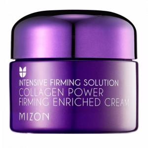 MIZON Collagen Power Firming Enriched Cream - ujędrniający krem z kolagenem morskim